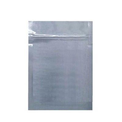 Silver Mylar Bag 1 Gram